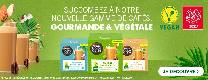 Plant based coffees
