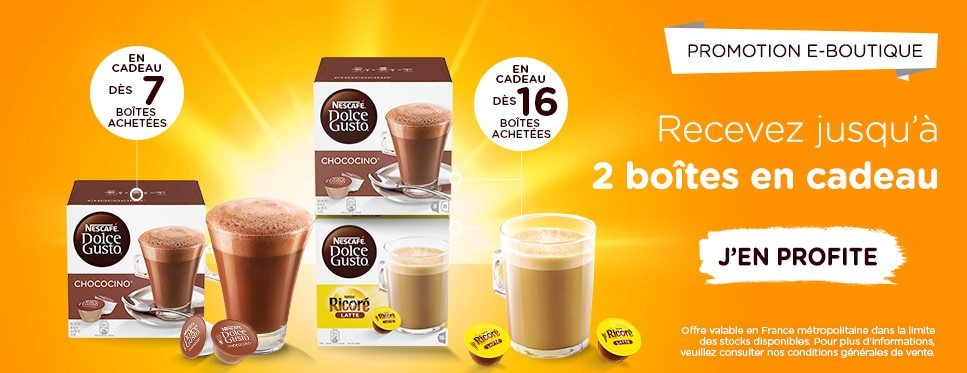 Chococino-ricore Offer