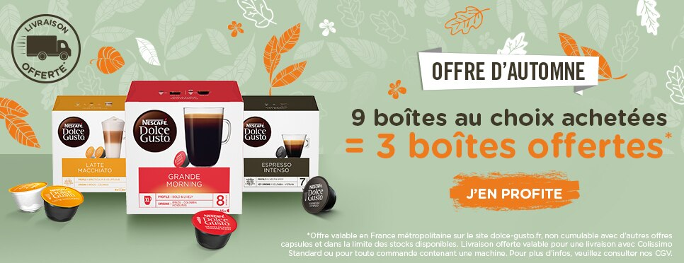 9+3 Automne Offer