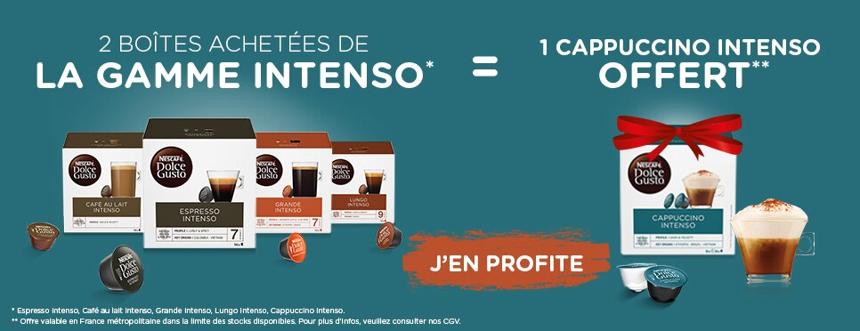 2+1 Intenso Offer