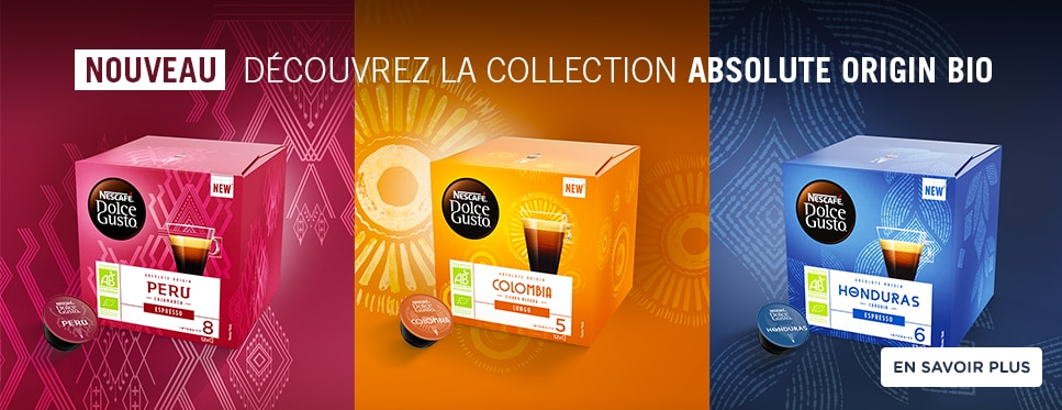 Nouvelle collection Origin Bio