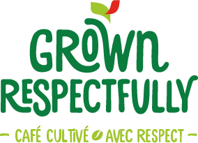 Grown respecfully, un café cultivé avec respect